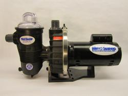 2 hp Electric Pump
