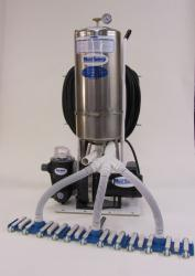 Maxi-Sweep 2 hp Electric Vacuum
